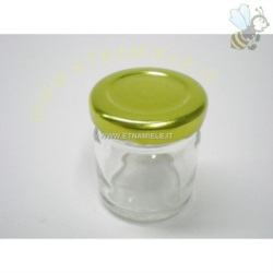 Vasetto in vetro 41 ml - (50 gr di miele) capsula mm 43 twist-off